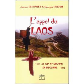 L'appel du Laos – Jeanne Decorvet