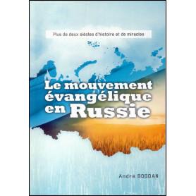 Le mouvement évangélique en Russie – André Bogdan