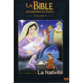 DVD La Bible Grands héros et récits - Volume 4