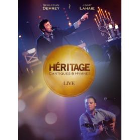 DVD Heritage live