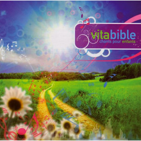CD Chants pour enfants - Vitabible