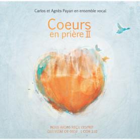 CD Coeurs en prière v2 - Carlos et Agnès Payan