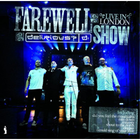 CD Farewell Live in London - Delirious
