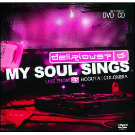 CD My soul sings - Live from G12 Bogota - Delirious