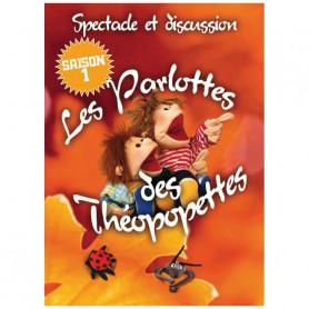 DVD Les Parlottes des Théopopettes - Saison 1