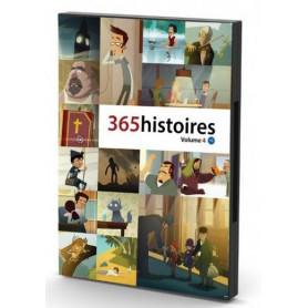 DVD 365 Histoires Volume 4