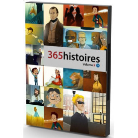 DVD 365 Histoires Volume 5