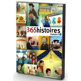 DVD 365 Histoires Volume 6