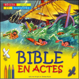 Bible en actes – Editions Olivétan