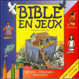 Bible en jeux - Vol 1 – Editions Olivétan