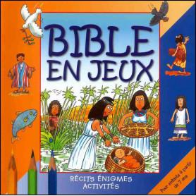 Bible en jeux - Vol 2 – Editions Olivétan