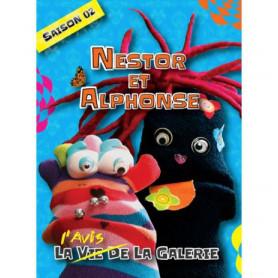 DVD Nestor et Alphonse – l'avis de la galerie – saison 2