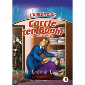 DVD L'histoire de Corrie Ten Boom pour les enfants