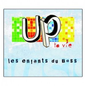 CD Up ta vie - Les enfants du Boss