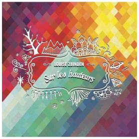 CD Sur les hauteurs - Louise Zbinden