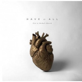 CD Have it all - Bethel Music - 2 CD