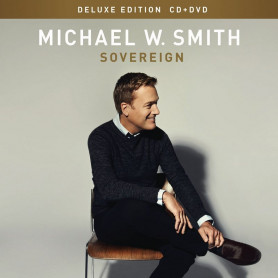 CD Sovereign + DVD - Michael W. Smith