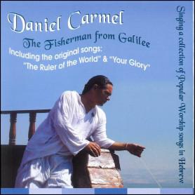 CD The Fisherman from Galilee - Daniel Carmel