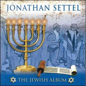 CD The Jewish album - Jonathn Settel