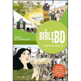 Israël et la terre promise - La Bible en BD – Tome 2