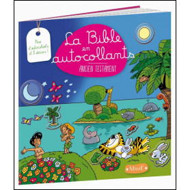 La Bible en autocollants Ancien Testament – Editions Mame