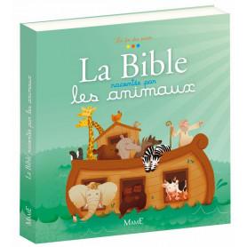 La Bible racontée par les animaux – Editions Mame