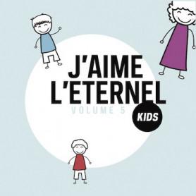 CD J'aime l'Eternel Kids 5