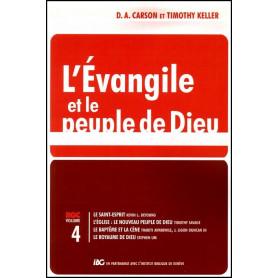 L'Evangile et le peuple de Dieu – BCG volume 4