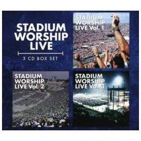 CD Stadium Worship Live - coffret 3 CD
