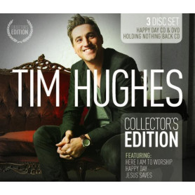 CD Collector's Edition - Tim Hughes