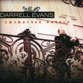 CD Uncharted Waters - Darrell Evans