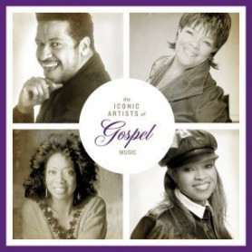 CD The Iconic Artists of Gospel Music