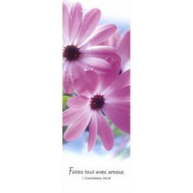 Signet Faites tout avec amour - 1 Cor 16.14