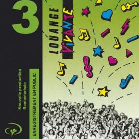 CD Louange vivante Vol 3