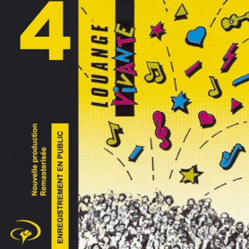 CD Louange vivante Vol 4