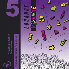 CD Louange vivante Vol 5