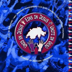 CD Unis en Jésus - Louange Vivante