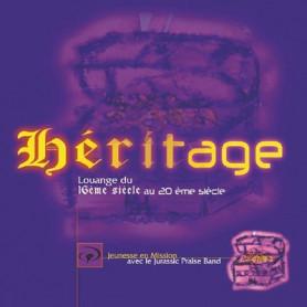 CD Héritage 16ème 20ème siècle - Jurassic Praise Band