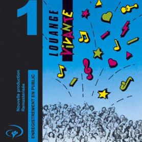CD Louange vivante Vol 1
