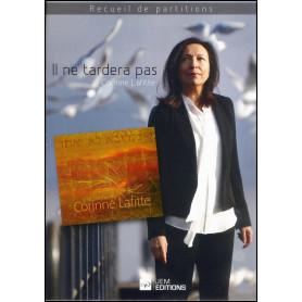Recueil partitions Il ne tardera pas - Corine Lafitte