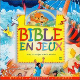 Bible en jeux - Vol 3 – Editions Olivétan