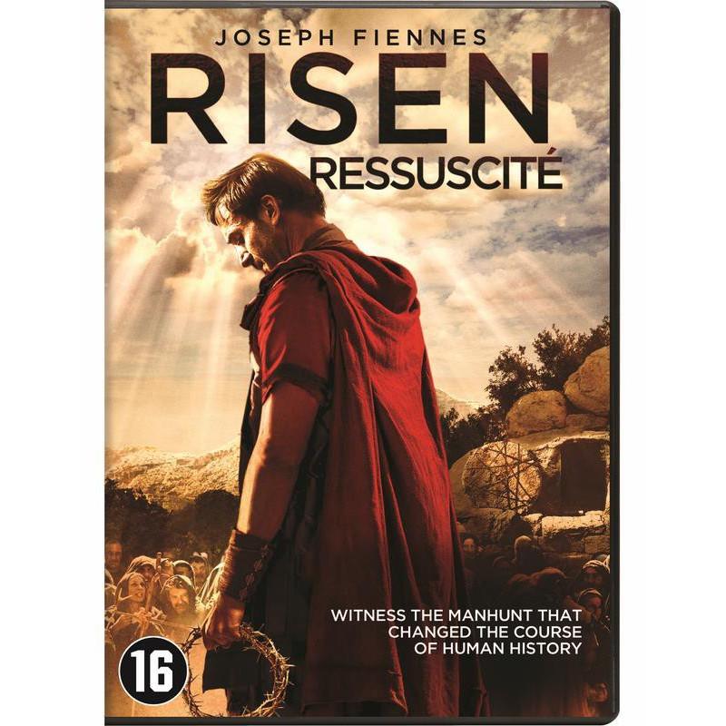 DVD Risen version française