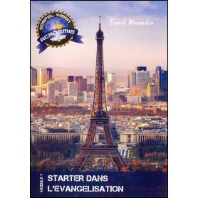 Starter dans l'évangélisation – Gospel Vision Académie Module 1