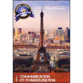Communication et évangélisation – Gospel Vision Académie Module 2
