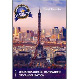 Organisation de campagnes d'évangélisation – Gospel Vision Académie Module 10