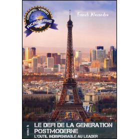 Le défi de la génération postmoderne – Gospel Vision Académie Module