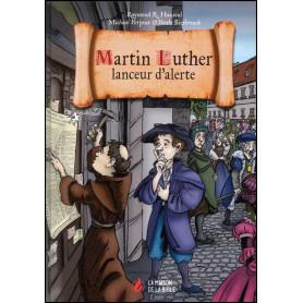 BD Martin Luther lanceur d'alerte