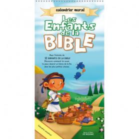 Calendrier perpetuel Les enfants de la Bible – Agnès et Salem de Bézenac