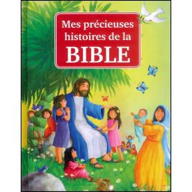 Mes précieuses histoires de la Bible – Editions CLC