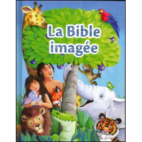 La Bible imagée – Editions CLC